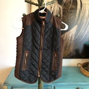 Never worn Vest for Girls size 12